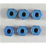 FT Aluminum Locknuts 8-32 (6)