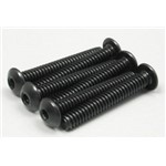 "Button Head Cap Screws 4-40x3/4"" T3 (6)"