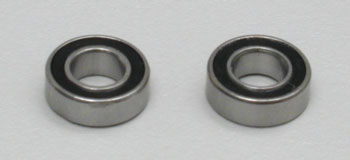 """Associated Rubber Sealed Bearings 3/16x3/8\"""""""