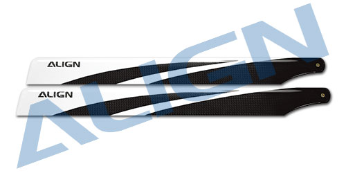 Align 360 3G Carbon Fiber Blades