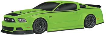 HPI E10 2014 Mustang Green Body RTR