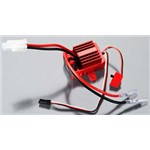 Mega 2013 12T Brushed ESC (Red)