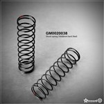 Gmade Gmade Shock Spring Hard Red 19X68mm (2)