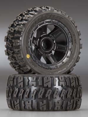 "Proline Trencher 2.2\"" M2 All Terrain Tires (2) 1/16"