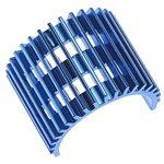 Aluminum Heatsink 370 Motor Blue BX MT SC 4.18