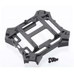 Traxxas Main Frame Lower/Screws Black Alias