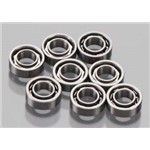 Traxxas Bearings, 3X6x2mm (8)