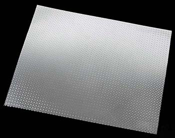 RC 4WD Scale Diamond Plate Aluminum Sheets (2)