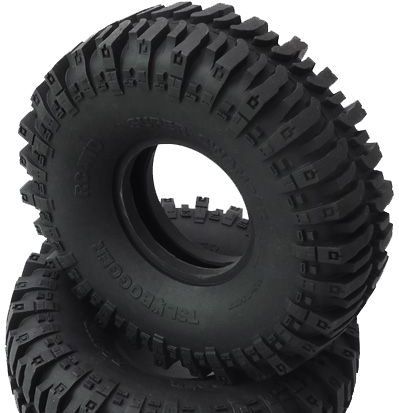 RC 4WD Interco Super Swamper 1.9 TSL/Bogger Scale Tire