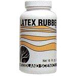 Latex Rubber 16 oz