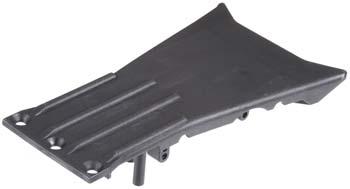 Traxxas Lower Chassis - Low Cg - Black - Slash