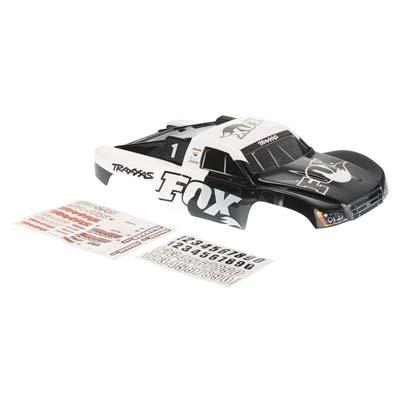 Traxxas Body Slash 4x4 Fox Edition