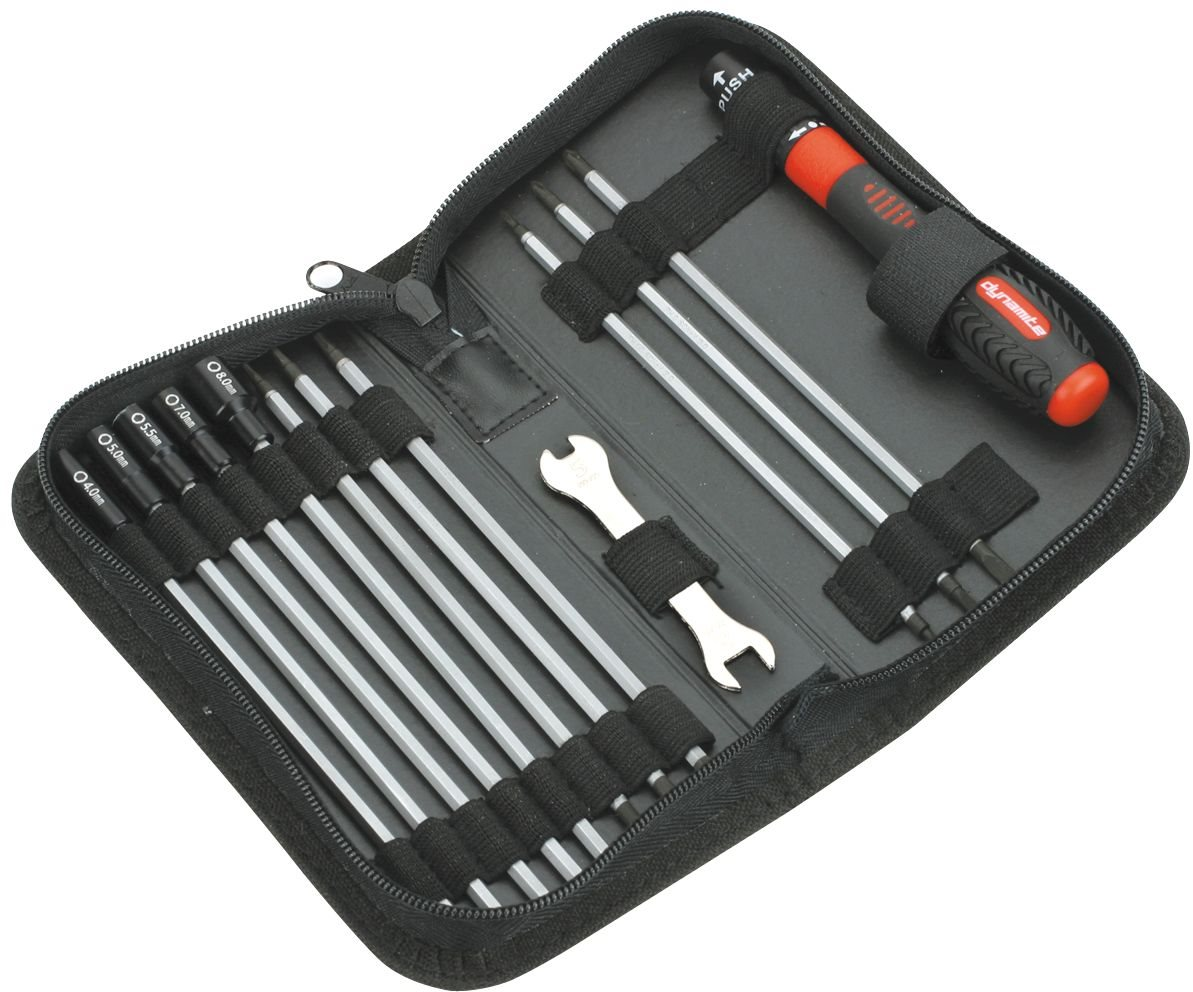 Dynamite Dynamite Startup Tool Set for Traxxas Vehicles