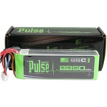 Pulse LIPO 2250mAh 11.1V 65C