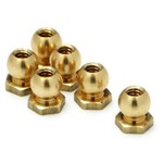 Ball Nut 2x3.8x4.5mm (6)