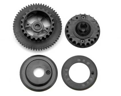HPI Spur Gear Set, Micro Rs4