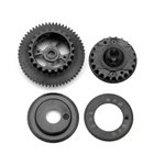 Spur Gear Set, Micro Rs4