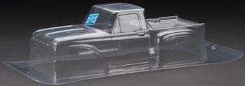 Proline \'66 Ford F-100 Clear Body Stampede