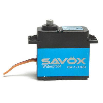 Savox Waterproof High Voltage Digital Servo .08 Second/250 Oz-In Torqu