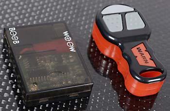 RC 4WD Warn 1/10 Wireless Remote/Rx Winch Contrl