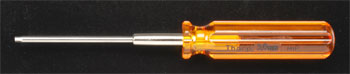 More\'s Ideal Products Thorp Hex Driver 3mm