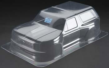 Proline \'81 Ford Bronco Clear Body -2 SC/Slash/SC10