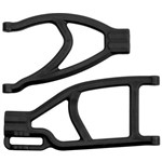 RPM Extended Left Rear A-Arms Black Summit/Revo
