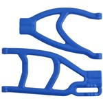 Extended Right Rear A-Arms Blue Summit/Revo