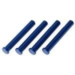 Main Shaft, 7075-T6 Aluminum, Blue-Anodized(4) 1.6X5mm Bcs