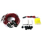 Realistic LED Lighting Kit for Airplanes and Helicopters