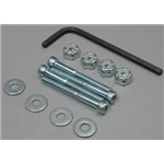 "Bolt Set/Locknuts 6-32x1-1/4"" (4)"