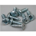 "Sheet Metal Screws Phillips 6x1/2"" (8)"