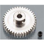 Pinion Gear Hard Nickel 48P 39T