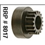 Traxxas Revo 3.3 Extra Hard Steel Clutchbells, 19 Tooth