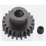 Extra Hard Blackened Steel Pinion 32P 21T 5mm