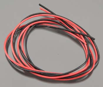 TQ Wire Products 22 Gauge Thin Wall Silicone