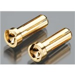 5mm Bullet Connector 6Point Standard Top