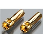5mm Bullet Connector 6Point Flat Top