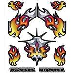 Chromal Blaze Internal Graphic