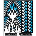 Graphite Checkers Internal Graphic