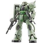 #4 Ms-06F Zaku Ii (Green) Rg Model Kit