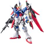 "#11 Destiny Gundam 1/144 Rg Model Kit, From ""Gundam Seed"""