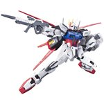 "#3 Gat-X105 Aile Strike Gundam Rg Model Kit, From ""Gundam Seed"""