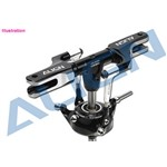 450DFC Main Rotor Head Upgrade Set (Black)