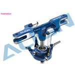 450DFC Main Rotor Head Upgrade Set (Blue)