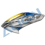 450 Pro V2 Painted Canopy (Silver/Blue/Gold)