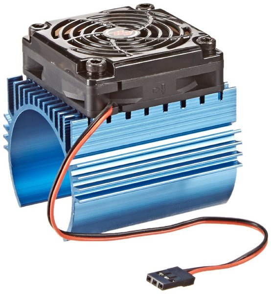 Hobby Wing Cooling Fan + Heat Sink   Combo C4