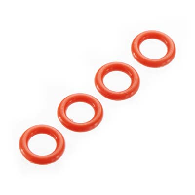 ARRMA O-Ring P-5 4.5x1.5mm Red (4)