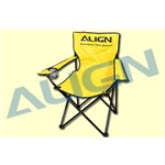 Folding Chair (Yellow)