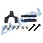 Canopy Mount (2) & Tail Linkage Rod Support